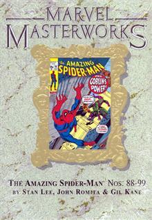 MMW AMAZING SPIDER-MAN HC VOL 10 VAR ED VOL 101