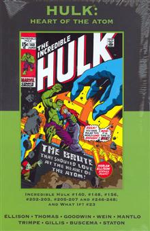 HULK HEART OF THE ATOM PREM HC DM ED VOL 15