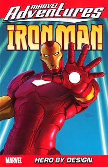 MARVEL ADVENTURES IRON MAN TP VOL 03 DIGEST