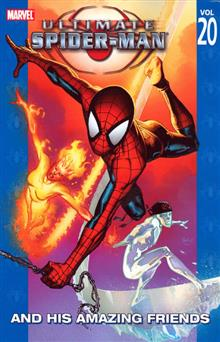 ULTIMATE SPIDER-MAN VOL 20 AND HIS AMAZING FRIENDS TP