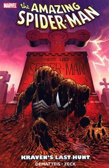 SPIDER-MAN KRAVENS LAST HUNT TP