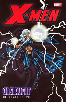 X-MEN VOL 3 COMPLETE ONSLAUGHT EPIC TP