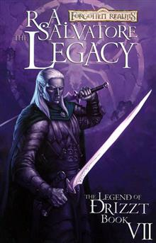 FORGOTTEN REALMS TP VOL 07 THE LEGACY