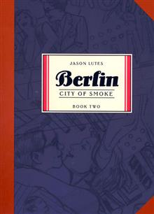 BERLIN TP BOOK 02 CITY OF SMOKE (MR)