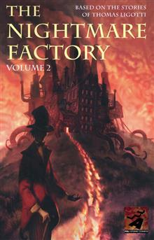 NIGHTMARE FACTORY GN VOL 02 (C: 0-1-2)