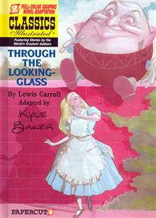 CLASSICS ILLUSTRATED HC 03 THROUGH THE LOOKING GLASS