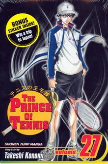 PRINCE OF TENNIS GN VOL 27