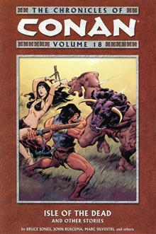 CHRONICLES OF CONAN VOL 18 TP