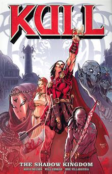 KULL VOL 1 SHADOW KINGDOM TP