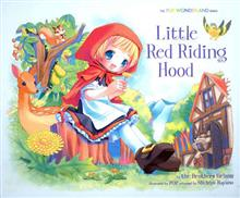POP WONDERLAND VOL 2 LITTLE RED RIDING HOOD HC