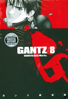 GANTZ TP VOL 08 (MR)