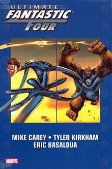 ULTIMATE FANTASTIC FOUR HC VOL 06