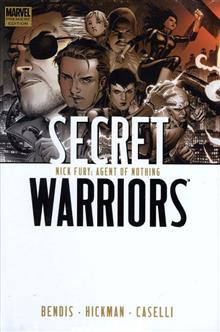 SECRET WARRIORS VOL 1 NICK FURY AGENT OF NOTHING PREM HC