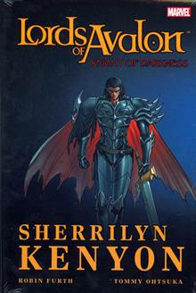LORDS OF AVALON HC KNIGHT OF DARKNESS