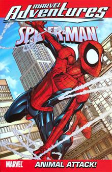 MARVEL ADVENTURES SPIDER-MAN TP VOL 13 DIGEST