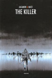 KILLER HC VOL 02 W/ DUST JACKET (MR) (C: 0-1-2)
