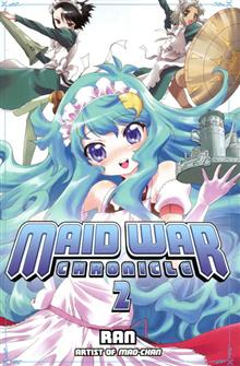 MAID WAR CHRONICLE VOL 2 GN