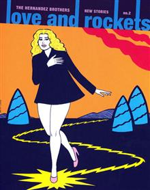 LOVE & ROCKETS NEW STORIES VOL 2 TP (MR)