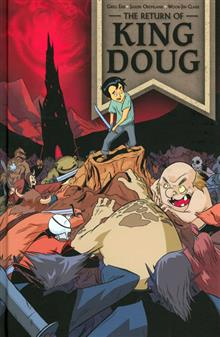 RETURN OF KING DOUG HC