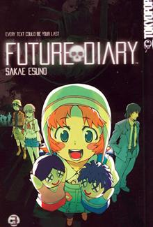 FUTURE DIARY GN VOL 03 (OF 6) (MR)