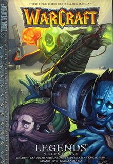WARCRAFT LEGENDS GN VOL 05 (OF 5)