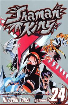 SHAMAN KING GN VOL 24 (OF 32)