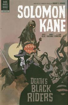 SOLOMON KANE TP VOL 02 DEATHS BLACK RIDERS