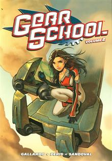 GEAR SCHOOL GN VOL 02