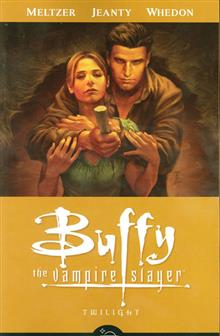 BTVS SEASON 8 TP VOL 07 TWILIGHT (MR)