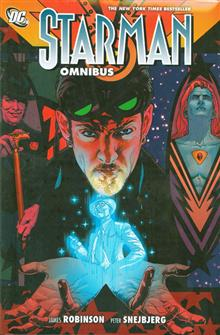 STARMAN OMNIBUS HC VOL 05