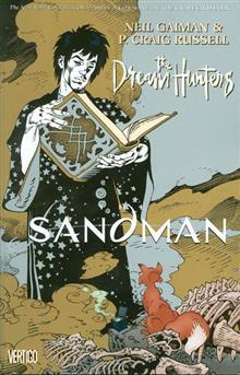 SANDMAN THE DREAM HUNTERS TP (MR)