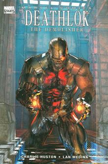 DEATHLOK DEMOLISHER PREM HC