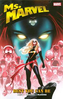 MS MARVEL TP VOL 09 BEST YOU CAN BE