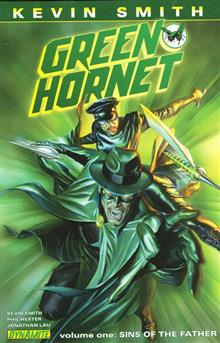 KEVIN SMITH GREEN HORNET HC VOL 01 SINS OF THE FAT