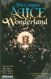 COMPLETE ALICE IN WONDERLAND HC (RES)