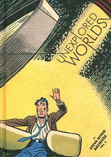 STEVE DITKO ARCHIVES HC VOL 02 UNEXPLORED WORLDS