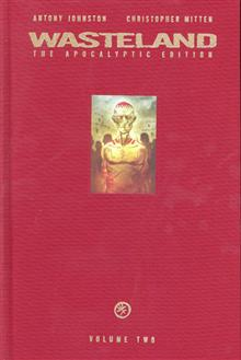 WASTELAND APOCALYPTIC ED HC VOL 02 (MR)
