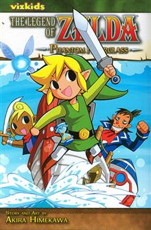 LEGEND OF ZELDA GN VOL 10 (OF 10)