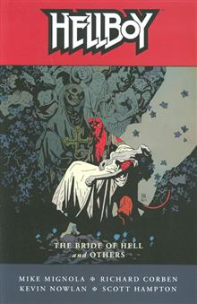 HELLBOY TP VOL 11 BRIDE OF HELL & OTHERS
