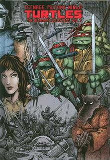 TEENAGE MUTANT NINJA TURTLES ULT COLL HC VOL 01