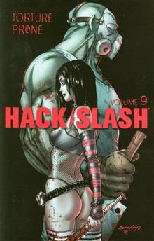 HACK SLASH TP VOL 09 TORTURE PRONE