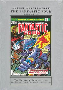 MMW FANTASTIC FOUR HC VOL 13