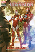 INVINCIBLE IRON MAN TP VOL 06 STARK RESILIENT BOOK
