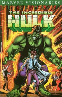 HULK VISIONARIES PETER DAVID TP VOL 08