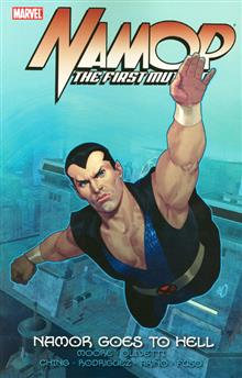 NAMOR FIRST MUTANT TP VOL 02 NAMOR GOES TO HELL