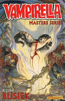 VAMPIRELLA MASTERS SERIES TP VOL 05 KURT BUSIEK
