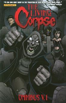 LIVING CORPSE OMNIBUS TP