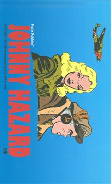 JOHNNY HAZARD DAILIES HC VOL 01 1944-1946