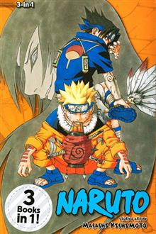 NARUTO 3IN1 ED TP VOL 03