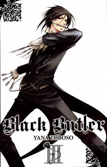 BLACK BUTLER TP VOL 03